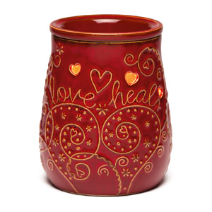 Scentsy Cause Products Love Heals All Warmer